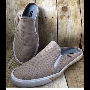 7117386867506 Tommy Hilfiger Shoes - Tommy Hilfiger Slip On Sneaker Light Pink S1